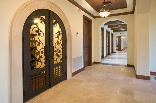 LOVE THESE DOORS! Eclectic Entryways from Jorge Ulibarri on HGTV