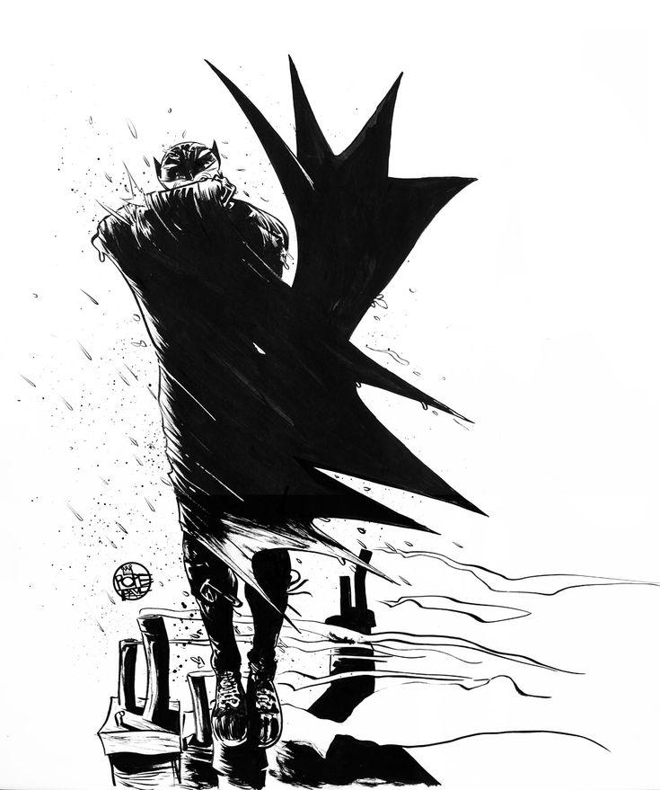 Batman by Paul Pope