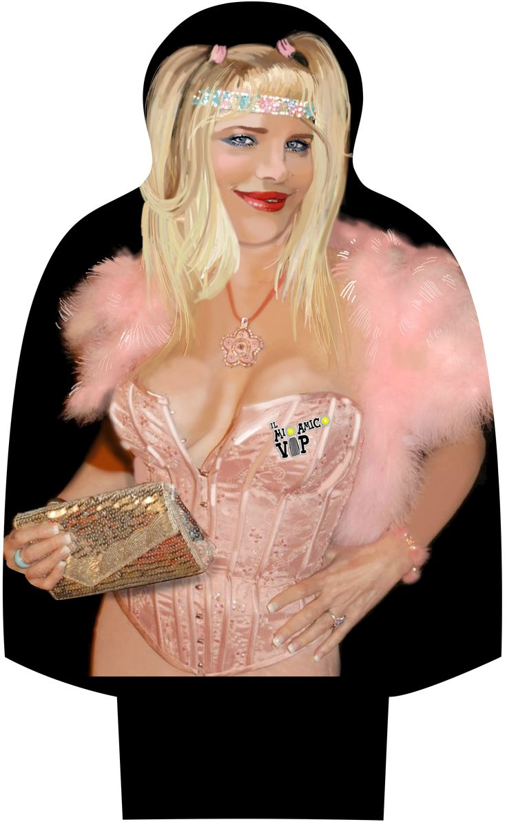 l'onorevole bad girl pink coprisedili cicciolina