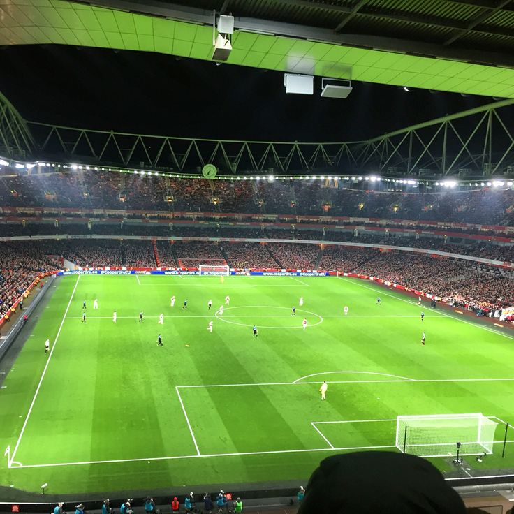 Arsenal v Bournemouth - Emirates stadium