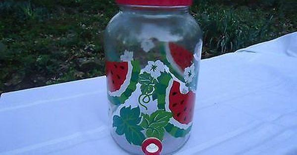 Sun Tea Jar | Reptile | Pinterest | Jars, Sun tea jar and Teas
