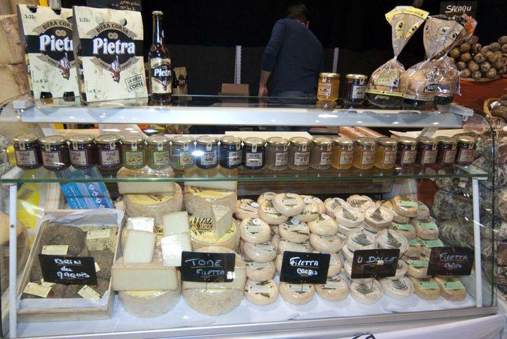Dalla Corsica: birra, formaggi e confetture!