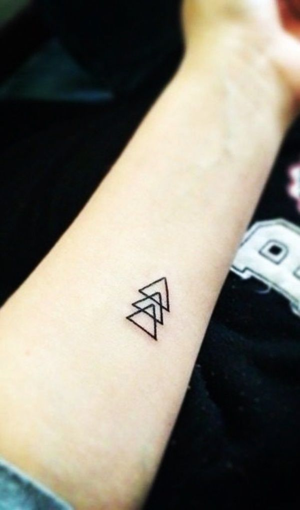 65 Small Tattoo Designs With Powerful Meaning #Tattoosforwomen –  – #smalltattoos