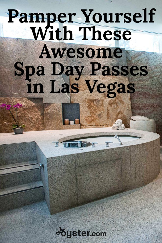 All that Las Vegas partying and gambling can be exhausting. Thankfully, there are plenty of spas to help you unwind and detox. And don't worry if you shelled out all of your cash at the roulette table. Spa day passes offer an affordable alternative. Here's a list of the top spa day passes that Sin City has to offer.