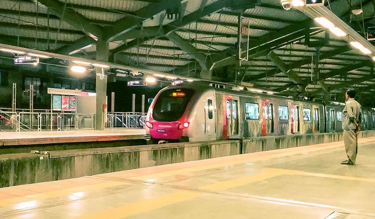Mumbai Metro One Join Hands with Google Maps #RailAnalysis #Metro #News #Rail