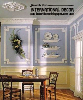 Delightful Top Trends And Tips On How To Decorative Wall Moldings With The New Wall  Molding Designs, Wall Molding Ideas And Molding Panels, Trim Molding, Frame  Molding ...