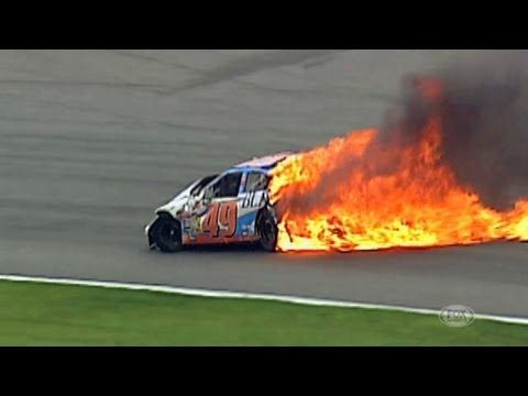 Top 5 NASCAR Wrecks at Pocono All Time