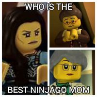 The best mom by Ninjagoandtotaldrama.deviantart.com on @DeviantArt