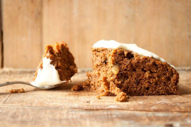 Découvrez ma recette de Carrot Cake sans gluten et sans lait très simple à réaliser pour un résultat gourmand, avec ou sans glaçage !