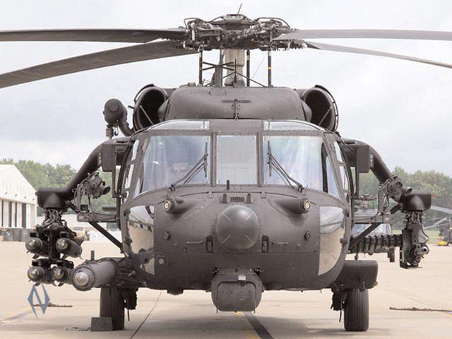 Sikorsky MH-60 DAP