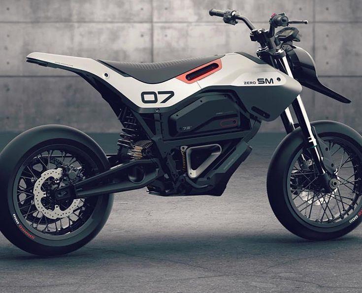 Design Agency Huge Design Is Playing With Zero Motorcycles Huge