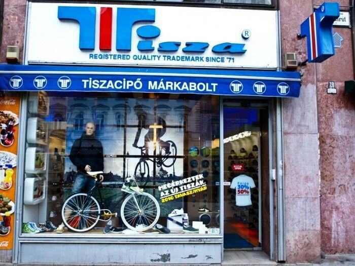 Tiszacipő Márkabolt itt: Budapest, Budapest