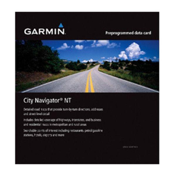 City Navigator® North America NT – Lower 49 States – GPS Underground