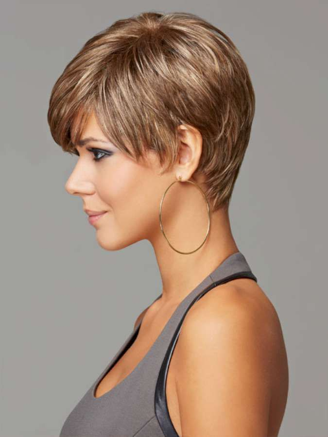 Short Hairstyles For Thick Hair Square Face Images Pictures