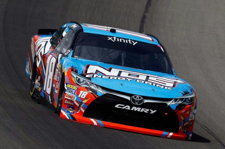 Kyle Busch @ New Hampshire Motor Speedway 2017 Xfinity Series