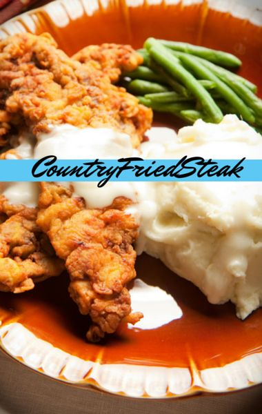 Paula Deen made a healthier version of Chicken-Fried Steak with Cream Gravy recipe on Dr. Oz's show. http://www.wellbuzz.com/dr-oz-recipes/dr-oz-paula-deens-chicken-fried-steak-with-cream-gravy-recipe/