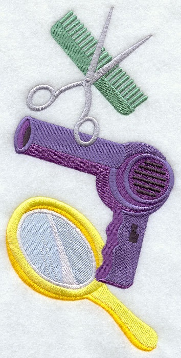 sewing - applique & embroidery