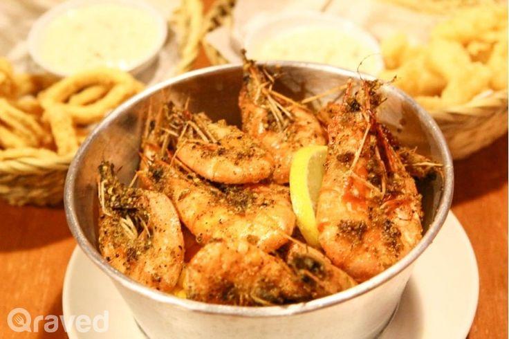 Shrimps Lemon Pepper at Pier 16