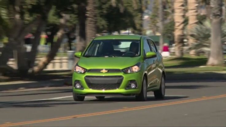 Chevrolet 2016 Spark First Driving