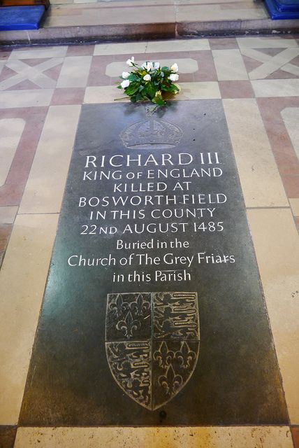 What's going to happen to Richard III's body?