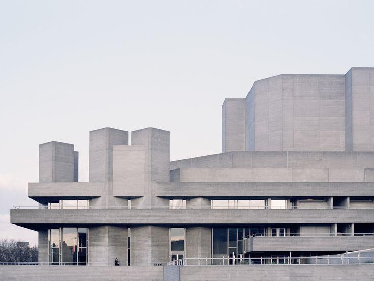 Utopia Photo Series Captures London's Brutalist Architecture,© Studio Esinam / Rory Gardiner