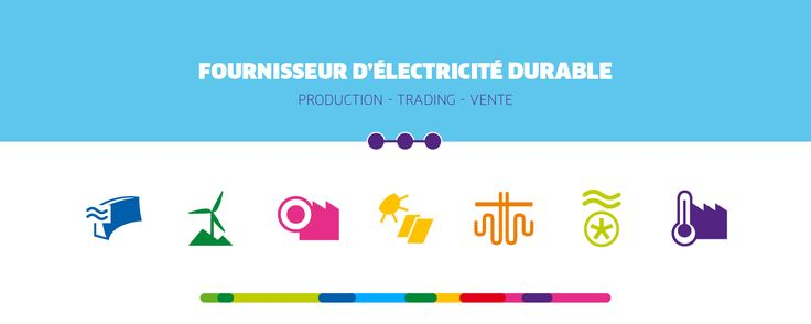 ENGIE, fournisseur d'électricité durable