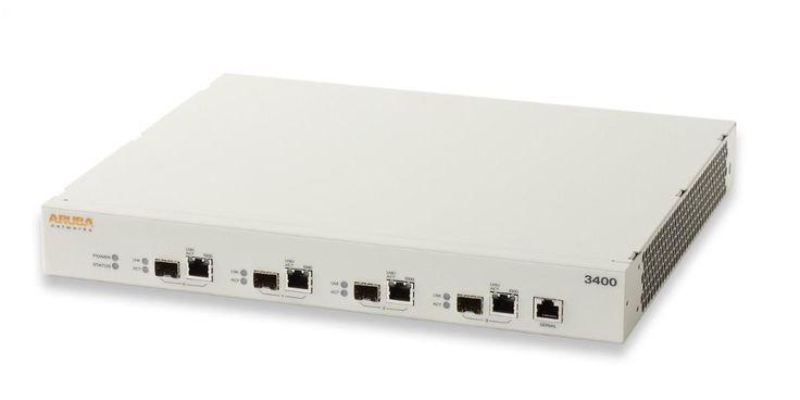 Aruba Networks 3000 Series Multi-Service Mobility Controller 3400-US