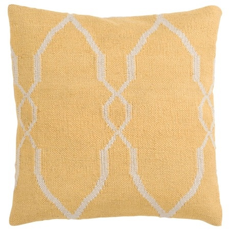 Surya Chain Pillow in Golden Yellow  $31.95 $84.00    Details    A stylish, chain design gives this pillow it's fashionable design. The delicate print of this plush pillow will add sophisticated flair to your sitting room, patio or bedroom oasis.: Bedroom Inspiration, Bedroom Oasis, Pillow It S, Sitting Room, Twist Event, Chain Pillow, Chain Design