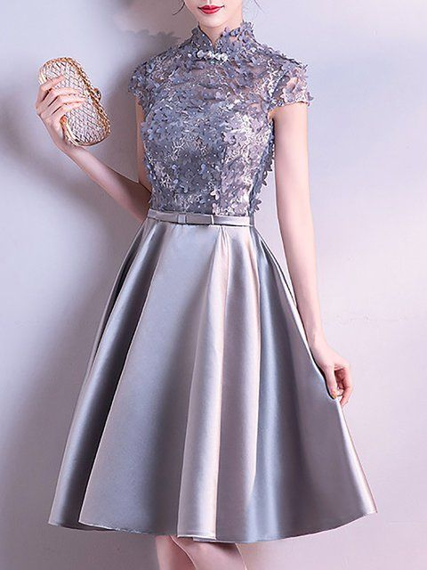 83c7de5cbf3 Buy Floral Dresses Midi Dresses For Women from Misslook at Stylewe. Online  Shopping Stylewe Prom