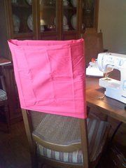 Tutorial for making your own chair pockets for your classroom using pillowcases- cool!