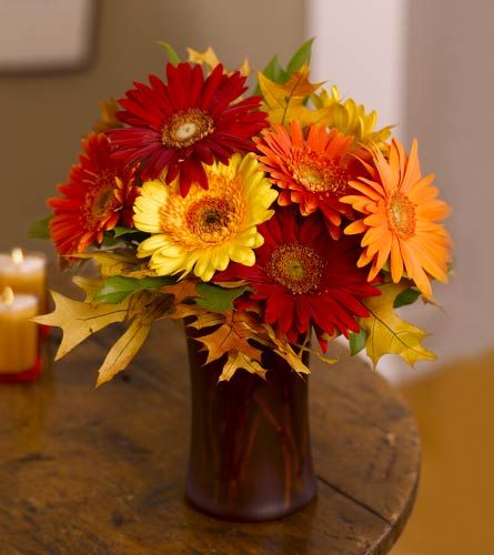 25 Autumn Inspired Wedding Flowers: Pin By Hayley Barrett On Awesomeness Autumness Flowers