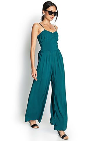 $23  Wide-Leg Jumpsuit   FOREVER21 - 2000062930