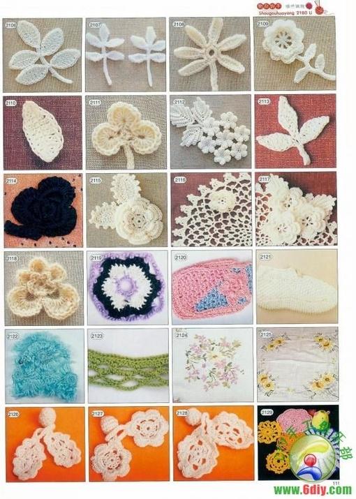 gala crochet handmade crochet diy chain link fence woven - Wintergarten Entwirft Irland
