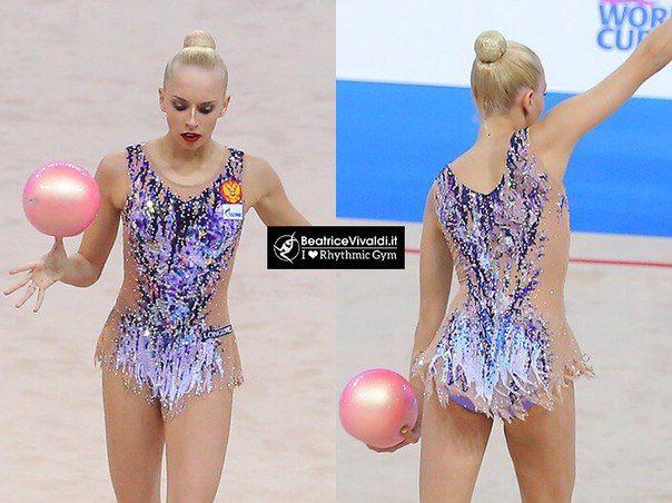 Yana Kudryavtseva (Russia), ball 2016