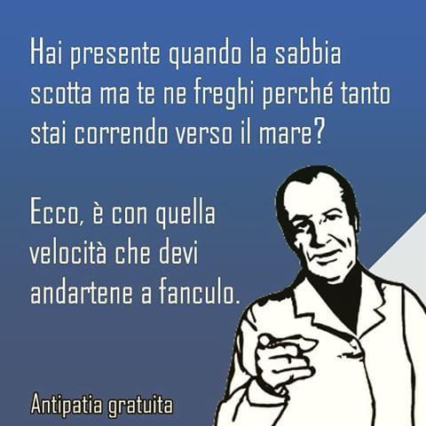 😂 #consiglio #buongiorno #haipresente? #antipatiagratuita #ironiabastarda #citazioni #ciao