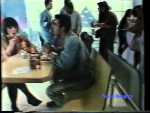 """Publicidad """"Pumper Nic"""" 1988 Propaganda del desaparecido restaurant de comidas rapidas Argentino.  Lamentablemente esta incompleto unos segundos del final."""
