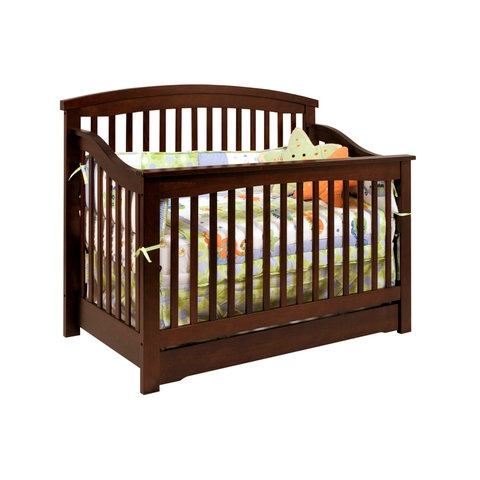 4 in 1 crib by Million Dollar Baby