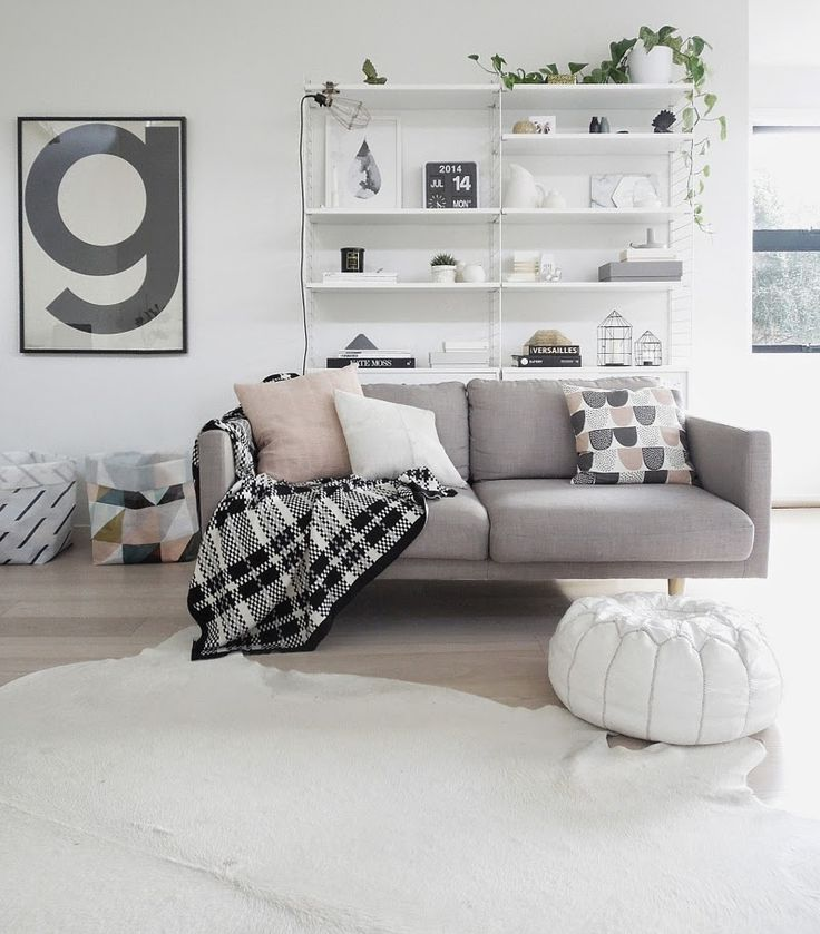 At home with Michelle Halford from The Design Chaser - Decordots, interiors, scandi: