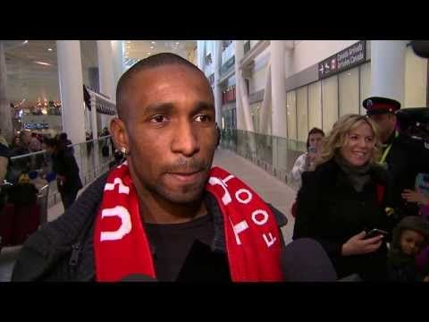 It's A Bloody Big Deal: Reds Announce Jermain Defoe - YouTube