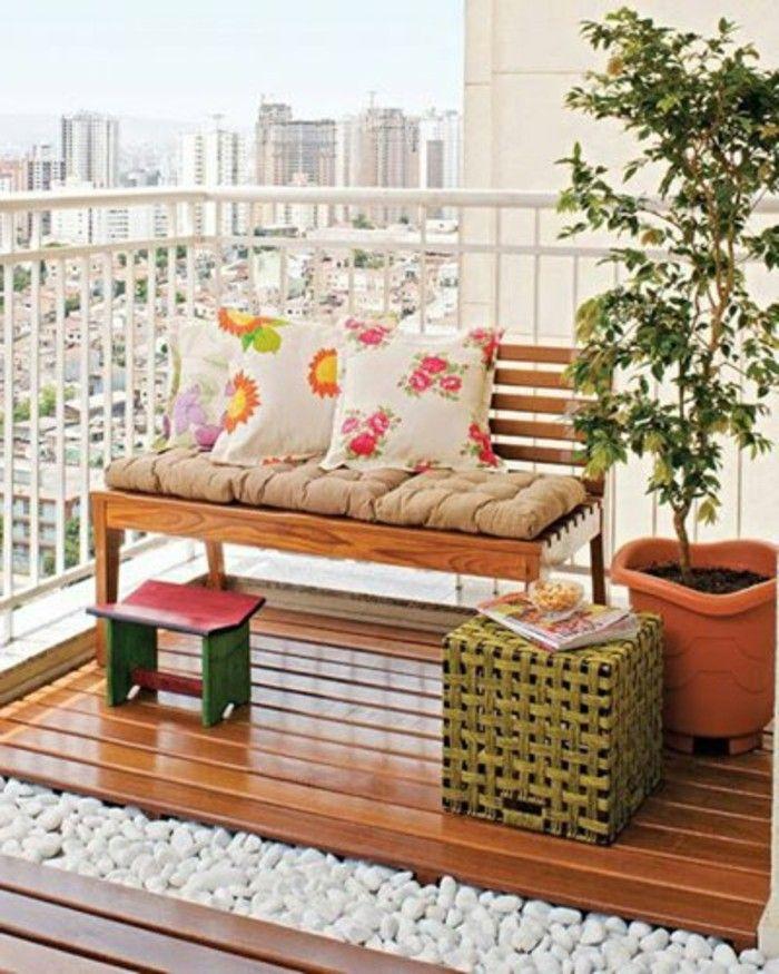 25+ Best Ideas About Holzboden Balkon On Pinterest | Holzboden ... Terrassen Und Balkongestaltung 35 Hubsche Beispiele