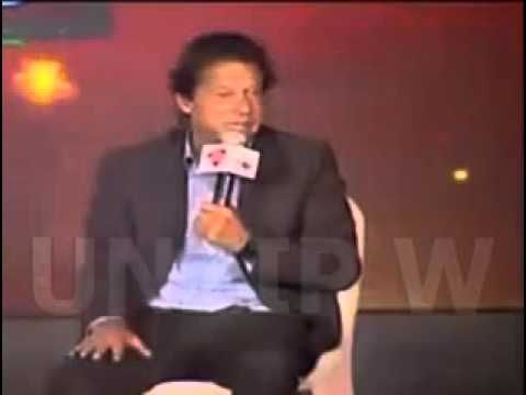 Superb Reply of Imran Khan about Dawood Ibrahim