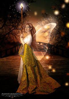 Warm Magic Night !!! by jiajenn