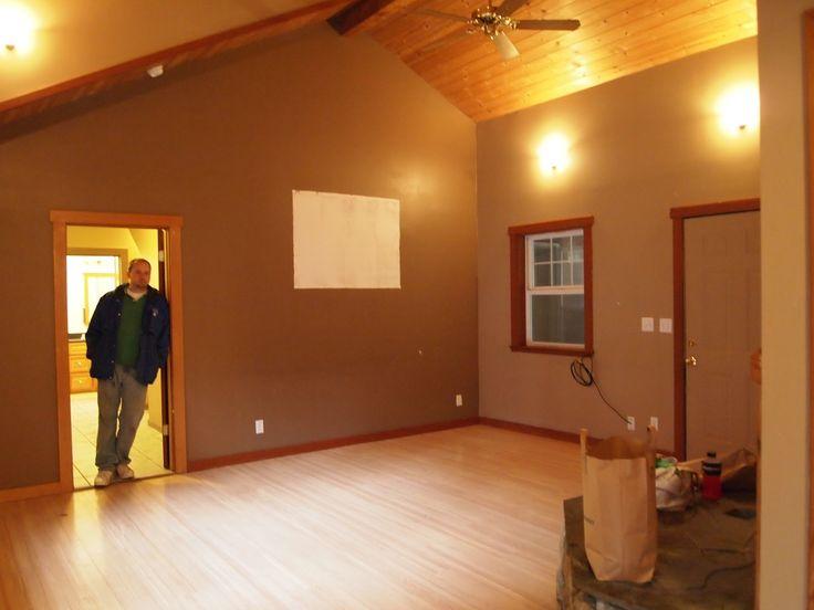 Living Room Paint Ideas Dark Wood Trim Home a Rama House 3 New