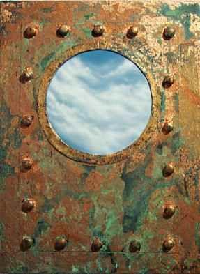 copper porthole