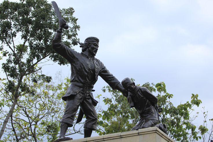 Monument Kresek, Madiun - Indonesia