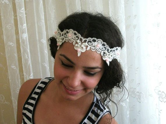 Free Shipping Women hairband bridal accessories Hair by meshdesing