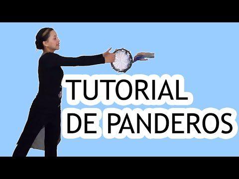 Tutorial de Panderos - Danza Cristiana (Rutinas) Christian Dance Tutorial | Sarah Yuritza - YouTube
