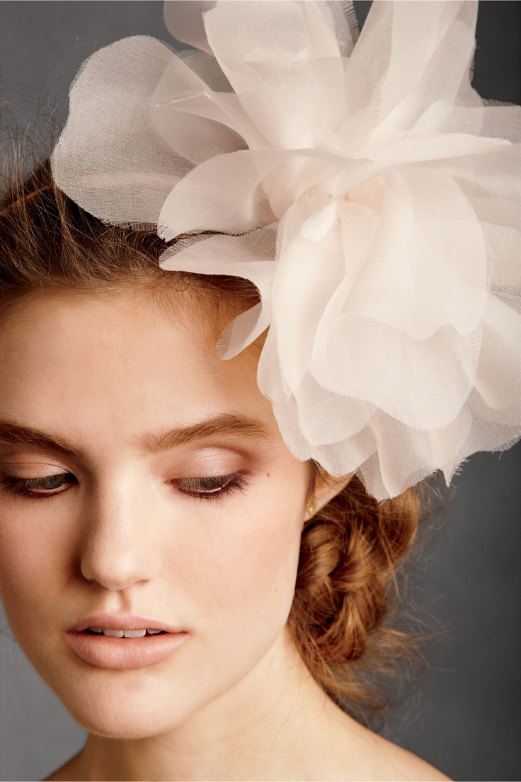 Feather coal hair accessories emily kent wedding hair bridal musings - Will Wear At My Wedding
