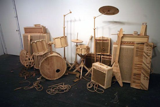 wood instruments: Music Instruments, Drums Sets, Instrumento Music, Wooden Toys, Rocks Rolls, Woods Sculpture, Cool Stuff, The Band, Woods Art
