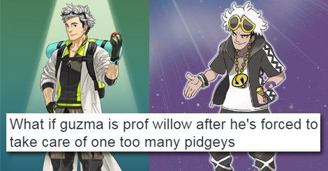 7 Spot-On Theories About Pokemon's Newest Villain Guzma